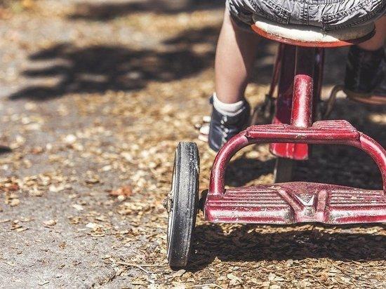 В Казани «Газель» сбила пятилетнего велосипедиста