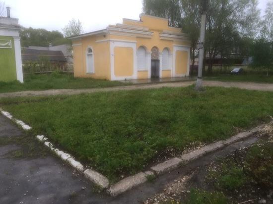 В Рязани возобновляются работы в Торговом городке