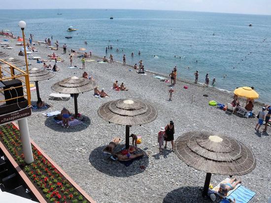 На Черноморском побережья Кубани обустроят два новых пляжа