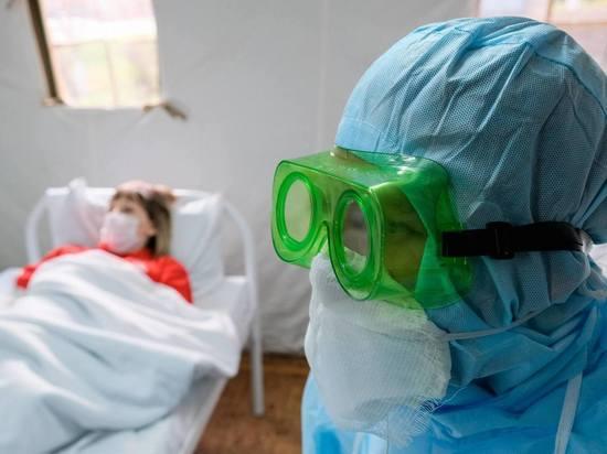 В Волгоградской области умерла 74-летняя пациентка с коронавирусом