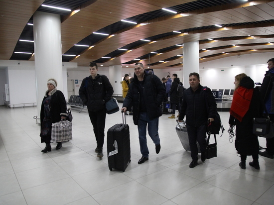 415 нижегородцев вернулись домой при помощи властей региона