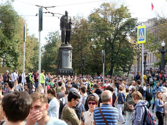 Рекордное число россиян готовы протестовать из-за падения уровня жизни