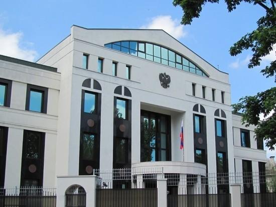 """Посольство РФ в Молдавии эвакуировано из-за """"бомбы"""""""