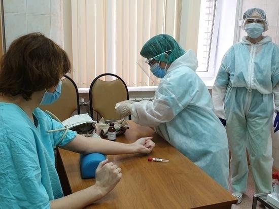 В Рязанской ОКБ начали тестировать на антитела к коронавирусу