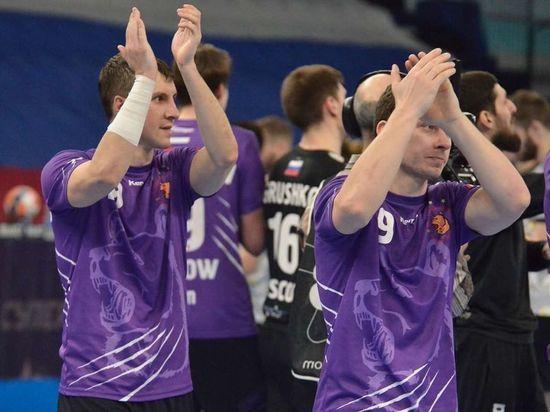 Федерация гандбола России наградила спортсменов из Чехова
