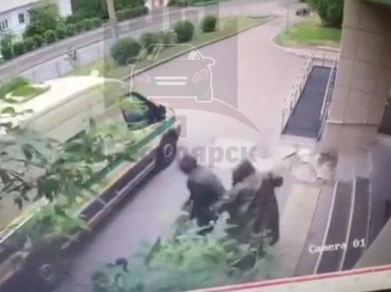 Сбербанк пообещал 1 млн рублей за информацию о напавших на инкассаторов