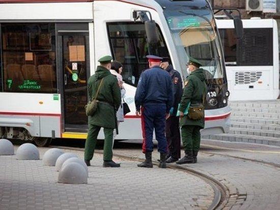 На Дону полицейские за сутки составили более 500 протоколов о нарушении режима самоизоляции