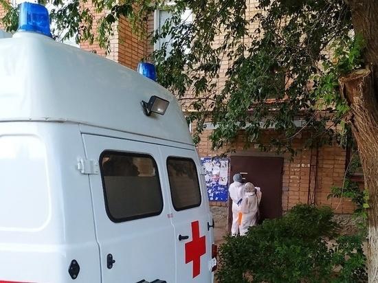Бузулучане боятся медиков в защитных костюмах