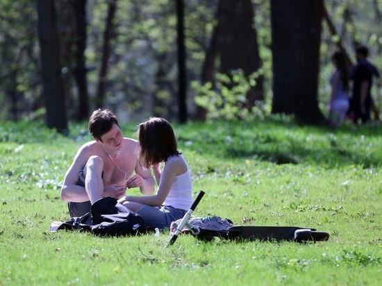 Мэрия Москвы опубликовала карту загруженности городских парков