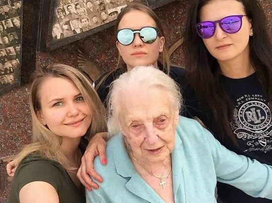 100-летняя звезда спектакля «Гроза» скончалась в подмосковном пансионате