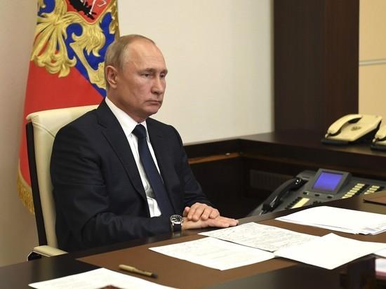 Назначая голосование по Конституции, Путин выслушал советы