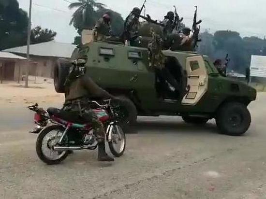 Боевики ИГИЛ разграбили очередной город в Мозамбике