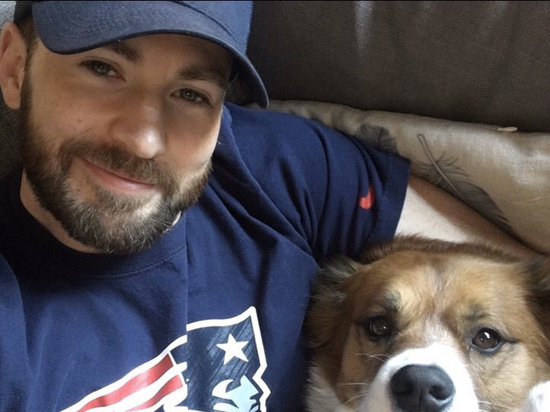 Крис Эванс объявил о завершении работы над ролью Капитана Америки