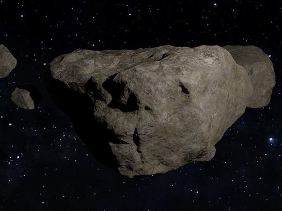 Учёные предупредили о потенциально опасном астероиде, приближающемся к Земле