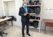 В Чите начали продавать многоразовые защитные перчатки