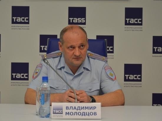 Назначен новый начальник уголовного розыска свердловской полиции