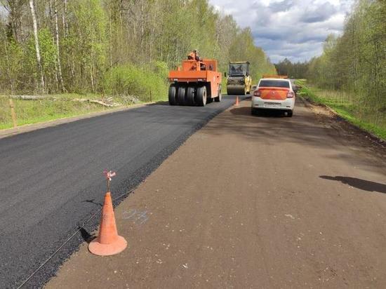 В Ярославской области начался ремонт дорог турдостопримечательностей «Золотого кольца»