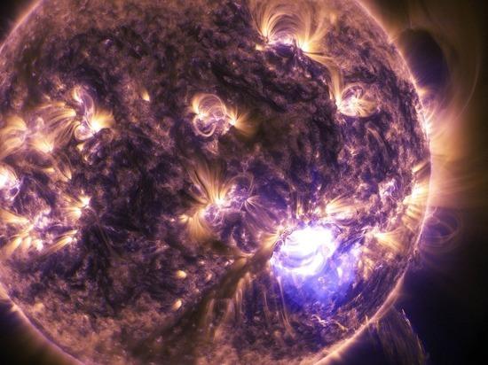 Ученый оценил последствия крупной вспышки на Солнце