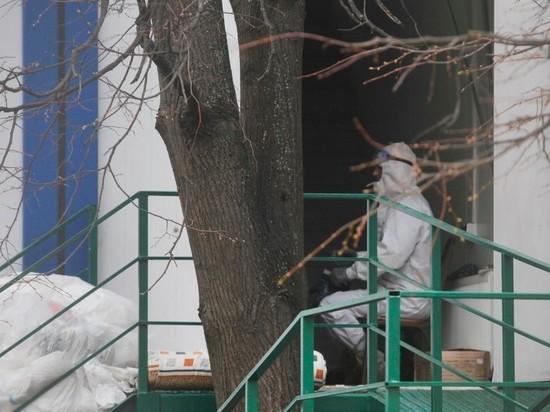 В Петербурге признали пострадавшими 784 медика с коронавирусом