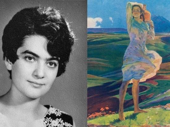 Скончалась дочь известного режиссера, ставшая героиней картин в Третьяковке
