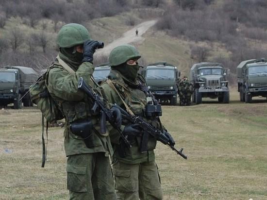 В Крыму ФСБ задержала пьяного украинского военного