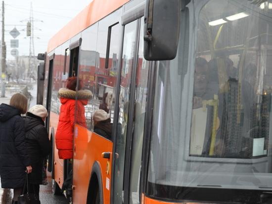 Нижегородцы обязаны надевать маски при поездках на автобусах