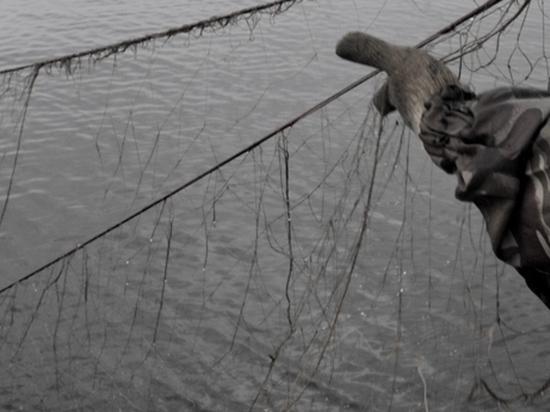 За ловлю сетью калужскому рыбаку грозит судимость