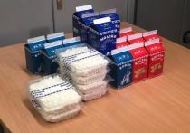 В Салехарде нуждающиеся семьи получат «молочную помощь»