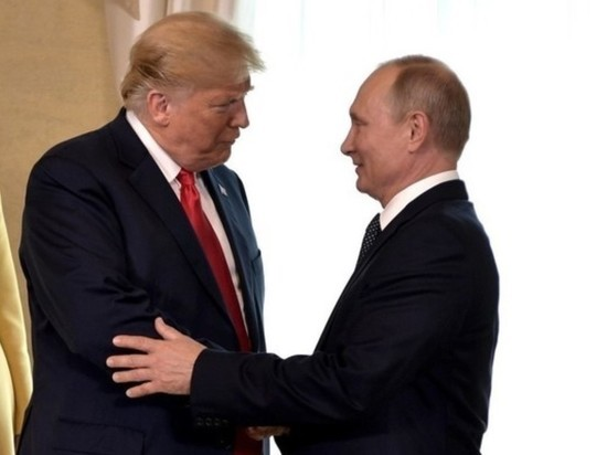 Путин и Трамп не обсуждали беспорядки в США
