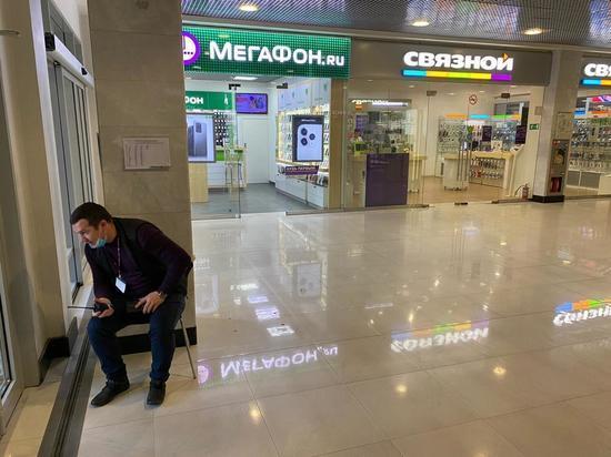 В Тульской области торговые центры работают на 37%