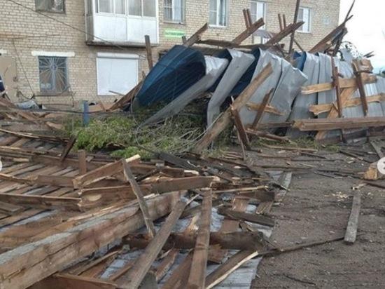 Глава Борзи рассказал о последствиях обрушения крыши с пятиэтажки