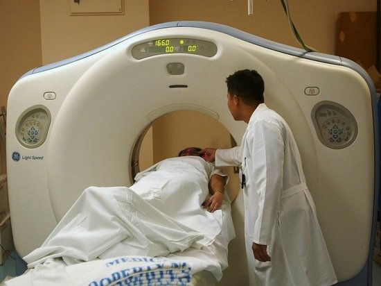 КТ-диагностику в псковском COVID-центре пациентам делают своевременно