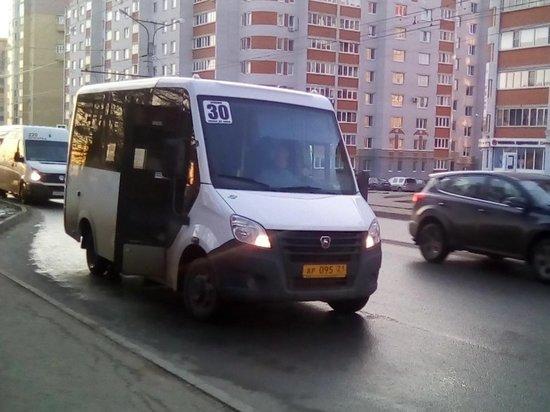 Чебоксарский перевозчик предложил исключить «Садовый» из схемы движения маршрута №30