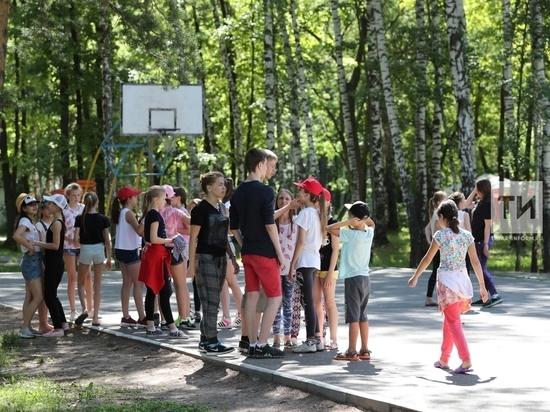 46 тысяч татарстанских детей в летних лагерях отдохнут бесплатно
