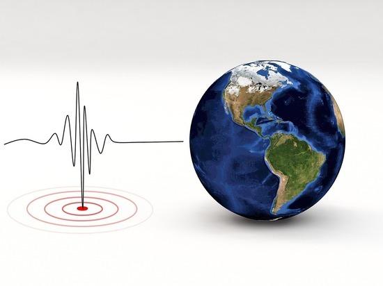 Землетрясение силой 4,5 балла произошло сегодня в 14:12 в Румынии