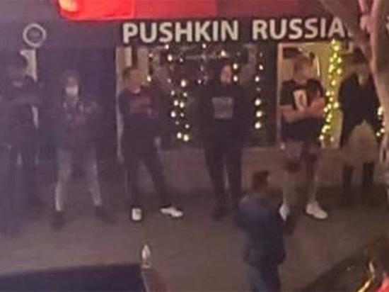 Владелец русского ресторана в США рассказал, как защищался от протестующих