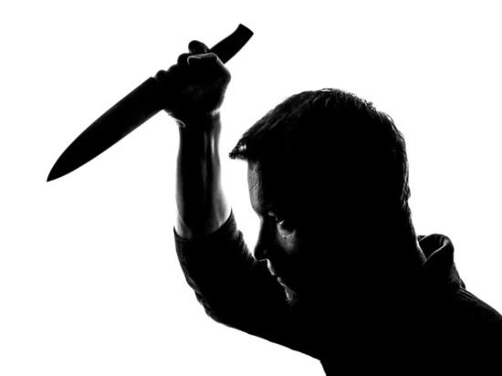 Житель Куньинского района попытался зарезать подругу