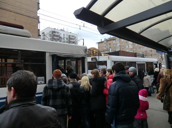 Эксперты сообщили о возможном изменении часов пик в Москве после пандемии