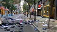 Тащат грудами: видео мародеров в США впечатлило