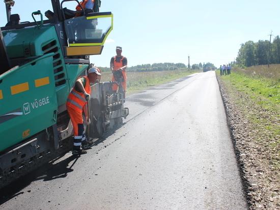 В рамках нацпроекта в Туле и области проводится масштабный ремонт дорог