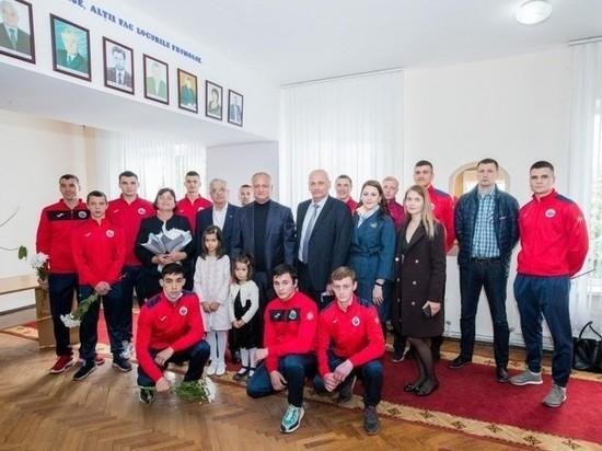 Президент Молдовы отправился с рабочим визитом в Бричанский район