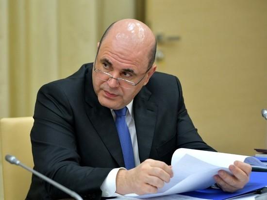"""Мишустин поручил проанализировать """"коронавирусное"""" законодательство"""