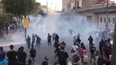 В Париже акция против полицейского насилия переросла в беспорядки