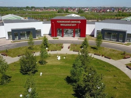 Глава минздрава РФ: «В Уфе появился современный формат оказания медпомощи»