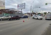 Водитель Жигулей спровоцировал в Новосибирске массовое ДТП и сбежал