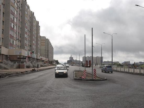 Ремонт 45-ой Параллели в Ставрополе закончат к 1 июля