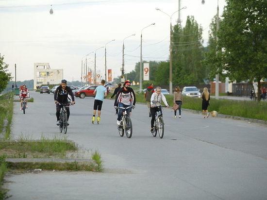Нижний Новгород вошел в ТОП-10 городов для поездок на велосипеде
