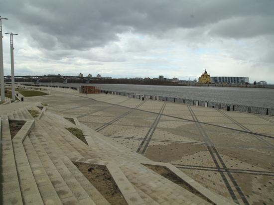 К 800-летию Нижнего Новгорода благоустроят набережные и площади