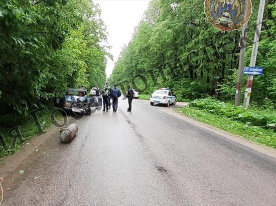 Под Тулой произошла автомобильная битва «ГАЗа» и «ВАЗа»