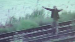 В Крыму задержали пьяного украинского военного, нарушившего границу: видео